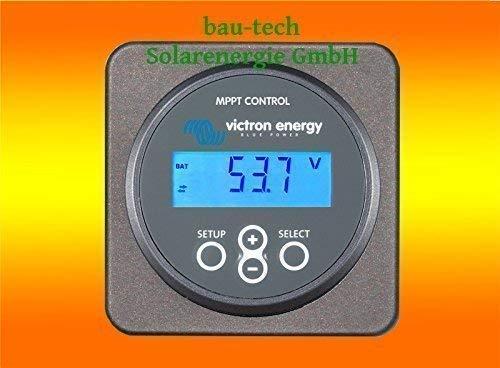 Victron Energy MPPT Control, mit 3,0m VE Direct Kabel für Victron MPPT Laderegler
