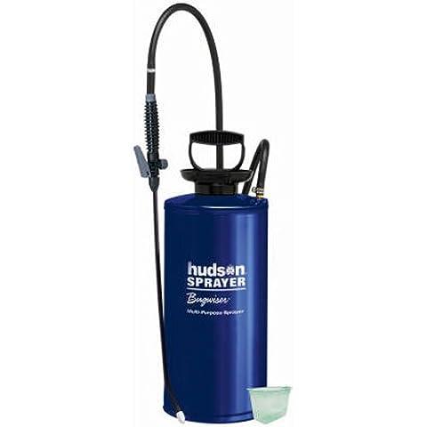 H.D. Hudson Mfg Co 62062 Bugwiser Galvanized Steel 2 Gal Sprayer