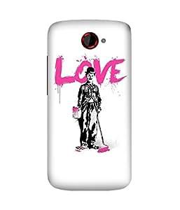 Love HTC One S Case