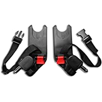 Baby Jogger BJ90125Car Seat Adaptor Single for City Go and Graco Snugride Infant