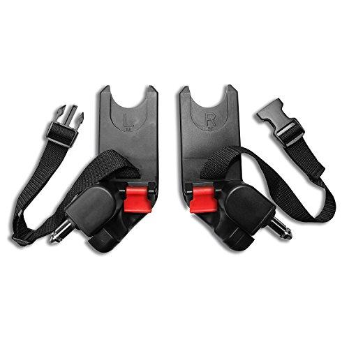 Baby Jogger City Mini 3/GT/4 Adattatore Seggiolino Auto per Maxi Cosi Nero