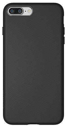 Diztronic 702168502616 Hülle für Apple iPhone 7 Plus schwarz Matte Black