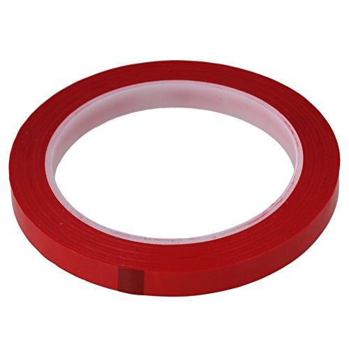 red-66-m-larghezza-10-mm-e-alta-temperatura-rotolo-di-nastro-isolante-elettrico-in-poliestere
