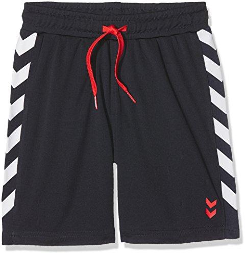 Hummel Jungen Thim AW17 Shorts, Total Eclipse, 140