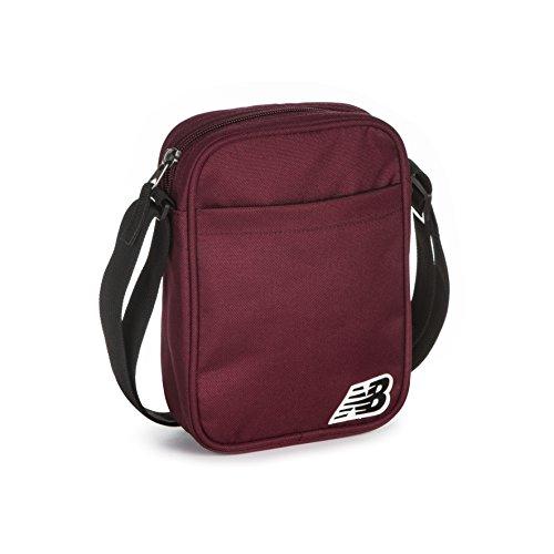 879ca238965 New Balance Unisex's Pelham City Bag Crossbody, Mercury Red, one Size