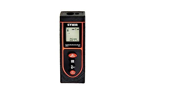 Kaleas Profi Laser Entfernungsmesser Ldm 500 60 Für : Stier laser entfernungsmesser basic m reichweite flächen