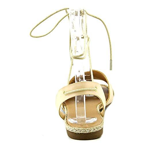Bar III Vela Offener Spitze Synthetik Slingback Sandale Gold