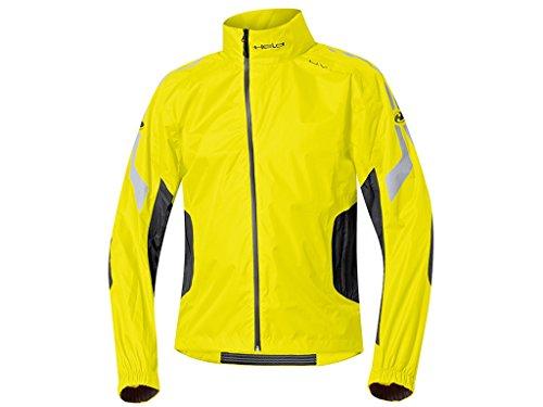 Preisvergleich Produktbild Held Wet Tour - Regenjacke, Farbe schwarz-neongelb, Größe 2XL