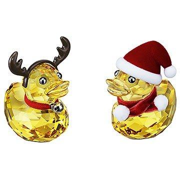 Swarovski Happy Duck - Santa & Reindeer 5004497