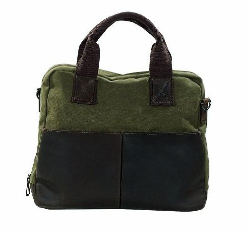 Harold´s WAXCAN Businesstasche, Borsa tote donna Nature Marrone