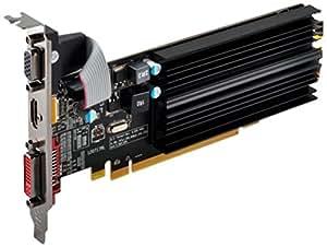 XFX HD-545X-ZCH2 Grafikkarte (ATI Radeon HD 5450, 1GB, PCI-e, GDDR3 Speicher, DVI, HDMI, 1 GPU)