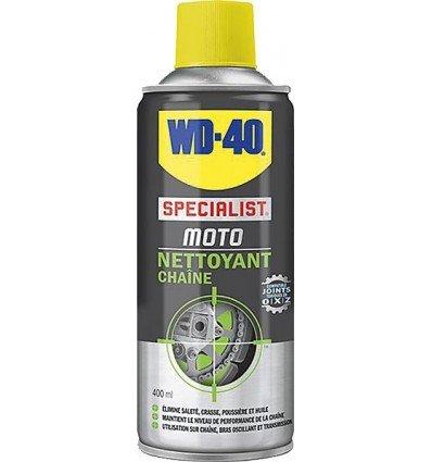 Detergente catena moto 400ml - WD40 : 33798/46