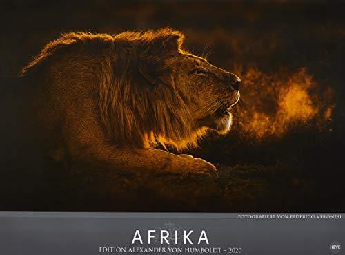 Afrika - Edition Alexander von Humboldt 2020 78x58cm
