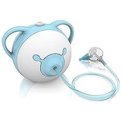Nosiboo Pro Nasensauger, Electric Blue