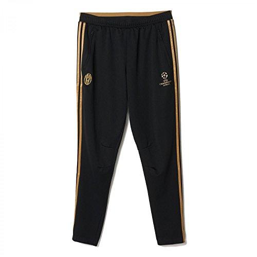 adidas-juve-eu-trg-pantalon-pour-homme-xs-negro-dorado-blanco