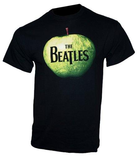The Beatles - T-Shirt APPLE LOGO Gr. M - Bandshirt