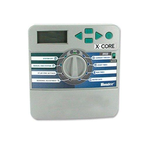 Jardin202 - Programador De Riego Hunter X-Core. Xc-601 I-E Interior 6 Estaciones