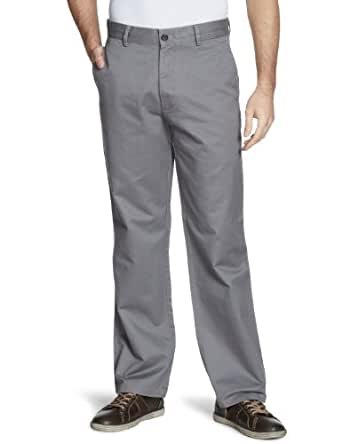 Dockers Herren Hose 44723 / Dockers D2 All The Time Khaki, Gr. 32/32, Grau (Gravel 0004)