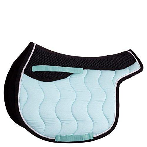 BR Schabracke Passion Mona Warmblut DR + VS + Springen (Warmblut Springen, cool mint)