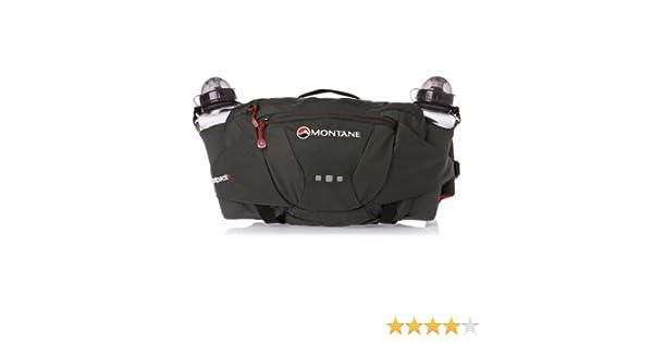 Montane Batpack Ultra 6 Unisex Grey Outdoors Hiking Hydration Bodypack Bag