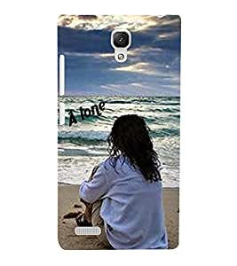 CHAPLOOS Designer Back Cover For Xiaomi Redmi Note Prime