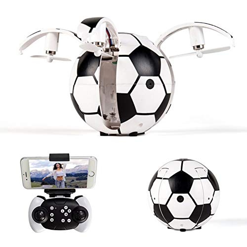 OUYAWEI RC Quadcopter Feste Höhe WiFi-Luftaufnahmen Schwerkraft-Induktions-Drohne X43 Big Football [Fixed 300,000 WiFi Camera] Quadrocopter