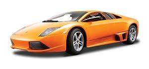 Bauer- Maisto Lamborghini Murciélago LP 640, Color Blanco (31148)