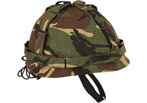 DPM Camo - M1 Plastic Army Helmet