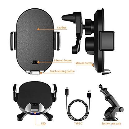 Seiaol-Qi-Handy-Halterung-fr-AutoInduktions-Autohalterung-Windschutzscheibe-KFZ-Lftung-Handyhalterung-10W-fr-Samsung-Galaxy-S10S9S8S7S675W-iPhone-XsXrX88Plus