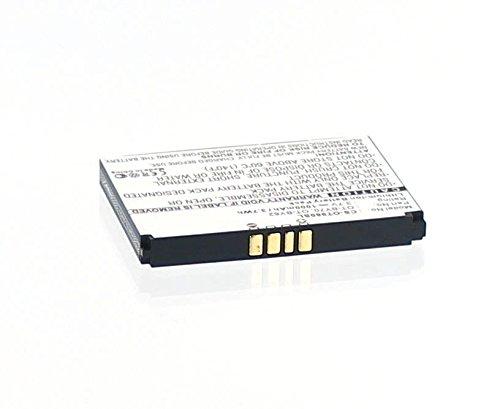 Batería compatible con Alcatel One Touch 2001X con Ion de litio/3.7V/900mAh