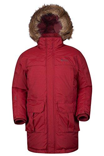 mountain-warehouse-antartide-uomo-inverno-imbottito-con-cappuccio-foderato-di-pelliccia-impermeabile