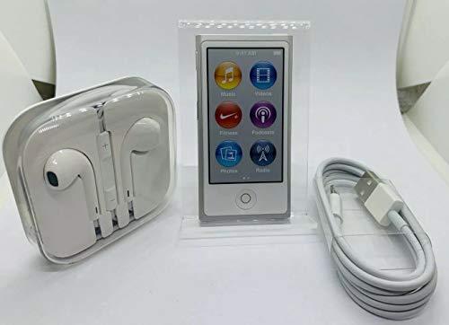 Apple ipod nano 16 gb, accessori inclusi (senza imballaggio al dettaglio)