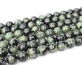 All' ingrosso Birdseye Rhyolite perline, 4mm 6mm 8mm 10mm 12mm Birdseye Rhyolite liscio e perle.Birdseye Rhyolite perline all' ingrosso.All' ingrosso perline. 6mm,63pcs