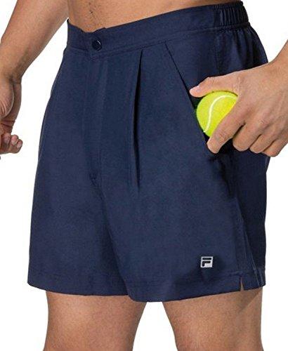 Fila Men's Fundamental Santoro Tennis Shorts (Classic Shorts Tennis)