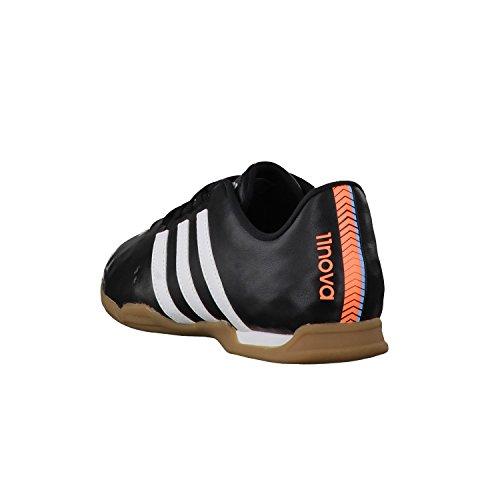 Adidas scarpe da calcio bambino 11 Nova IN J B44418 - nero/bianco