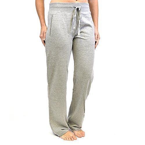 Pantalon De Jogging Course Gym Bas pour Femmes Gris