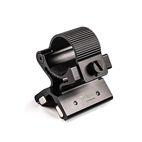 TrustFire GM03 Magnet Halterung Taschenlampe Mount Halter Magnethalter für Taschenlampe mit Durchmesser 23-26 mm - kraftvoll mit leistungsstarker Magnet und Gewindedesign -