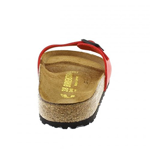 Birkenstock Madrid Red Cherry Womens Sandals Cherry