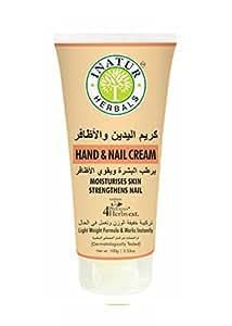 INATUR Herbals Hand & Nail Cream