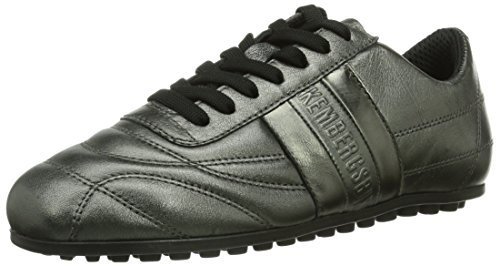 Bikkembergs 641023, Baskets Basses mixte adulte Gris - Anthracite