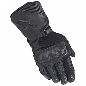 Alpinestars Apex Drystar Motorcycle Gloves L Black
