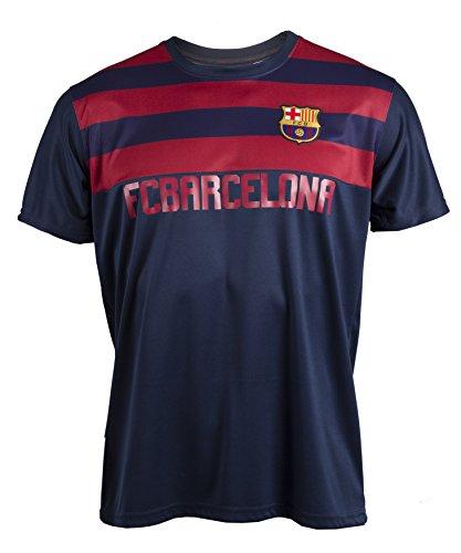 Trikot FC BARCELONA, offizielle Kollektion FC BARCELONA (FCB, BARCA, Football club Spanien-T-shirt Herren