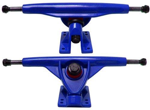 Havoc 180mm Reverse Kingpin Longboard Skateboard Trucks 180Downhill–Blau