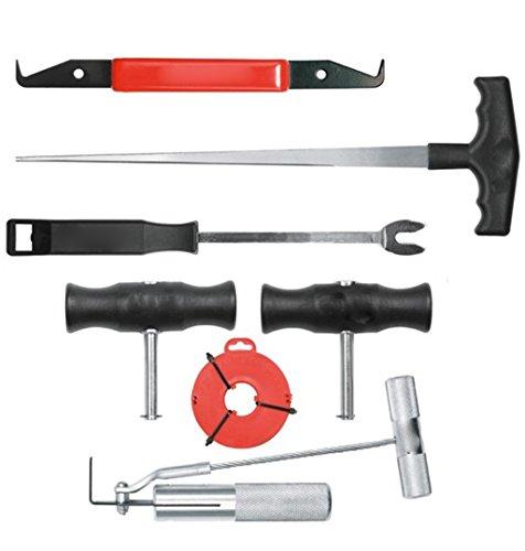 7-Tlg-Windschutzscheibenwerkzeuge-Windschutzscheibe-Autoglas-Einbau-Ausbau-Reparatur-Werkzeug-fr-Auto