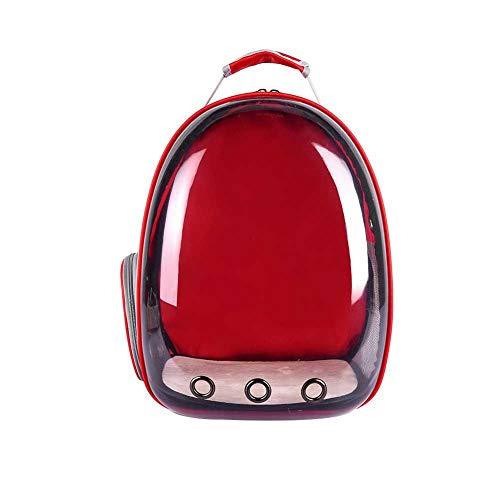 Lamptti Katzen-Rucksack für Hunde und Katzen, transparent, tragbar, tragbar, für Katzen und Hunde...