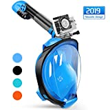 Best Snorkel Masks - X99 Snorkel Mask Foldable 180 Panoramic View Free Review