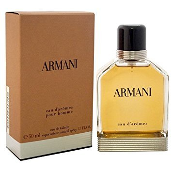 Giorgio Armani EAU D'AROMES Eau de Toilette spray 50 ml