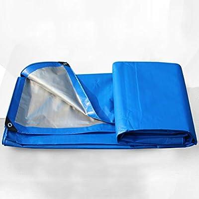 CKH Regendichtes Tuch Verdickung Isolierung Wasserdichtes Tuch Wasserdicht Sonnenschutz Plane Markise Tuch Kunststoff Tuch Poncho Plane Plane von nuoxuan auf Gartenmöbel von Du und Dein Garten