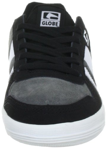 Globe Herren Encore Generation Skateboardschuhe Schwarz (black/charcoal/white 10094)