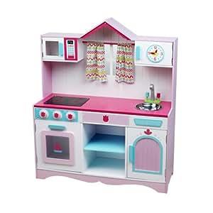 itsimagical 66714 spielk che aus holz spielzeug. Black Bedroom Furniture Sets. Home Design Ideas